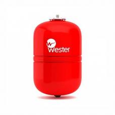 Мембранный бак, Wester, WRV 18л, 5 бар