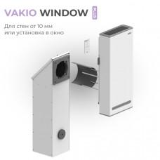 Рекуператор воздуха, VAKIO Window Plus
