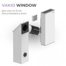 Рекуператор воздуха, VAKIO Window