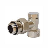 Клапан регулирующий угловой, Purmo MTB 133